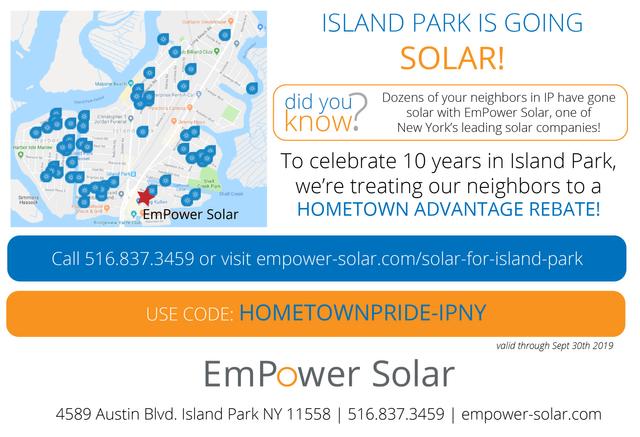 Island Park, NY Solar Company - Best Solar Provider