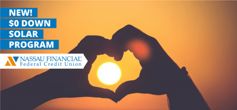 nassau financial solar loan
