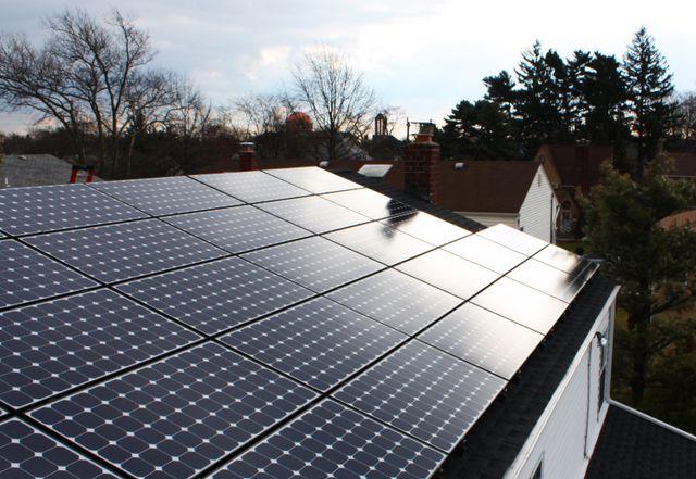 Solar Panel Installation in Bayside