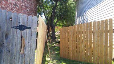 San Antonio Fencing Repair Contractor San Antonio Tx