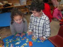 Kids at preschool in Auckland