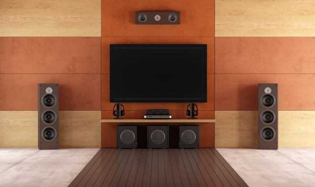 Home Theater Audio System