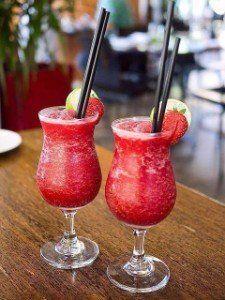 Cocktail di fragole