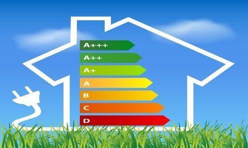 Etichetta certificazione energetica