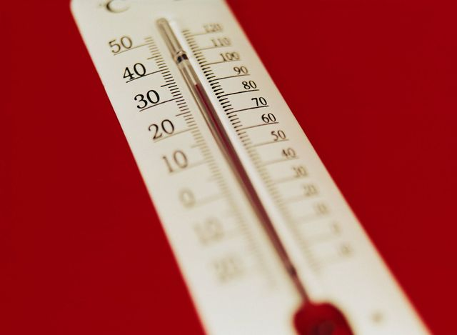 Regular temperature monitoring