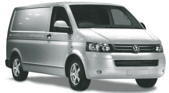 Vans with movable bulkheads & temp control