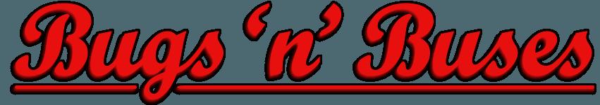 Bugs 'n' Buses logo