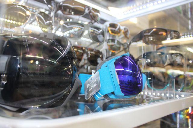 ski shop at pointson new zealand