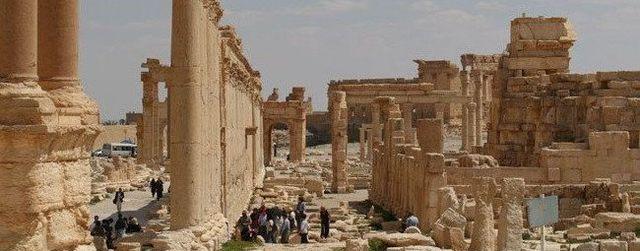 Trekking Syrien