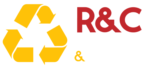 R&C Skip and Grab Hire logo