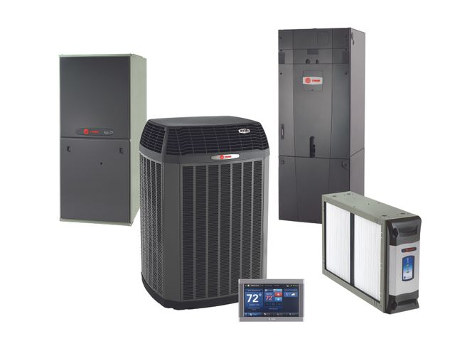 Chapman Service Inc HVAC Products Little Rock