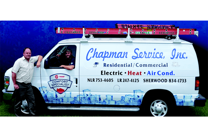 Chapman Service Inc Air Conditioning Service Little Rock