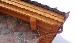 grondaia, tetto, tetto nuovo