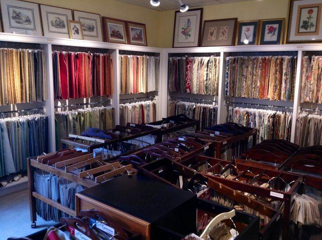 Furniture Material Samples, Erie PA