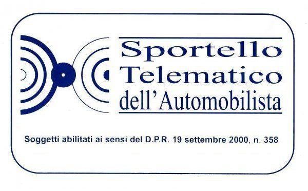 sportello telematico dell'automobilista logo