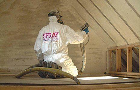 loft marine spraying