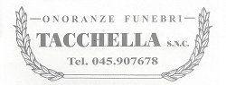ONORANZE FUNEBRI TACCHELLA snc logo