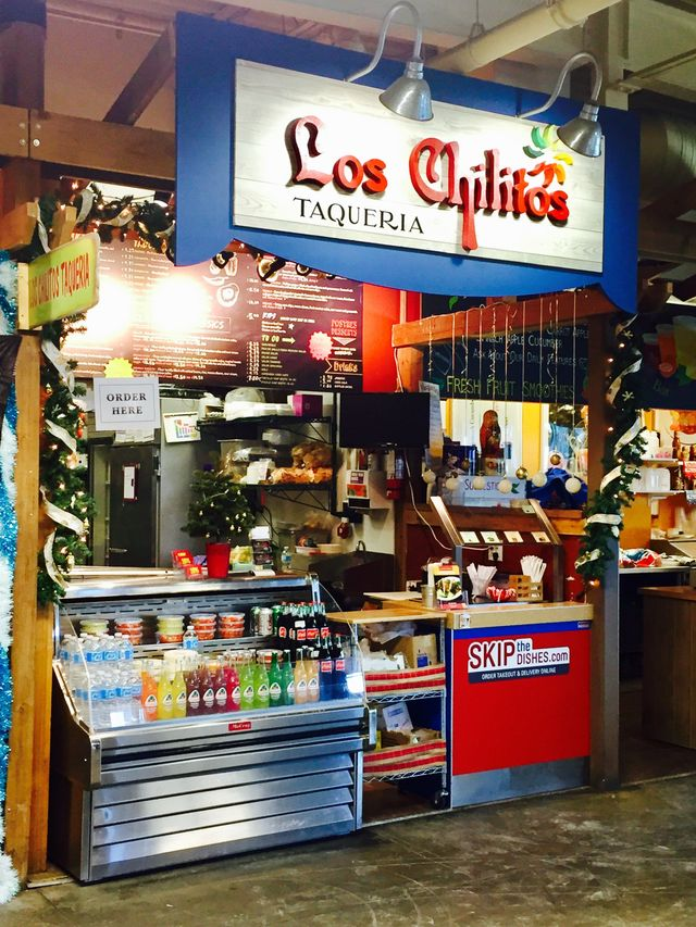 Los Chilitos Taqueria Mexican Food in Calgary