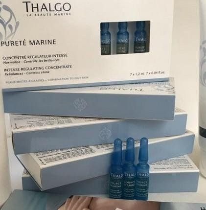 Thalgo Concentrè Réculateur Intense vial