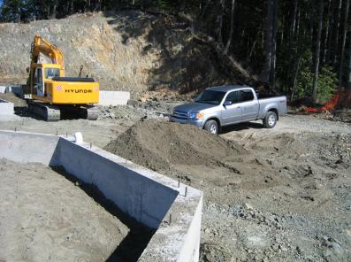 Construction & Concrete Contractors - Anacortes, WA - Scimitar