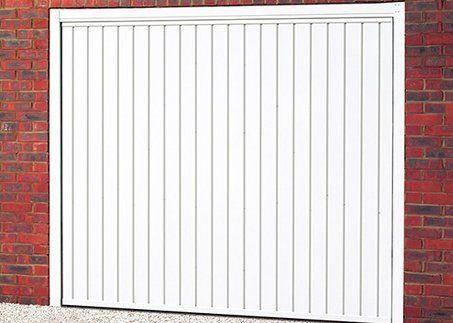 Bespoke garage doors