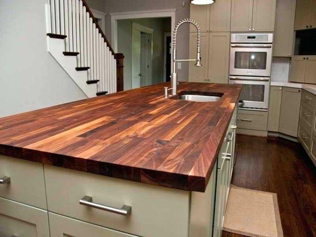 Counter Tops - Wood | Kitchen & Bath Wholesalers ...