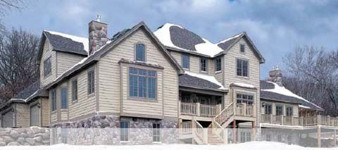 HardieZone HZ5 Siding Zone for Greater Boston