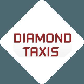 Diamond Taxis logo