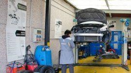 riparazione parabrezza, verniciatura ecologica, lucidatura auto