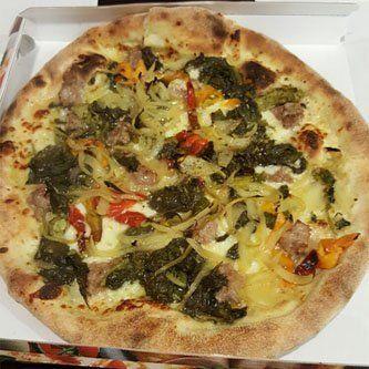 pizz alle verdure