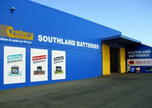 Battery replacement in Southland