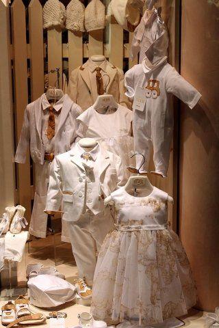abbigliamento cerimonia bambini