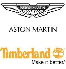 Aston martin Timberland