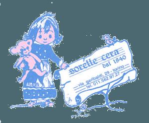 Sorelle Cera abbigliamento bambini