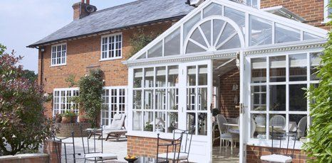 high-quality conservatory