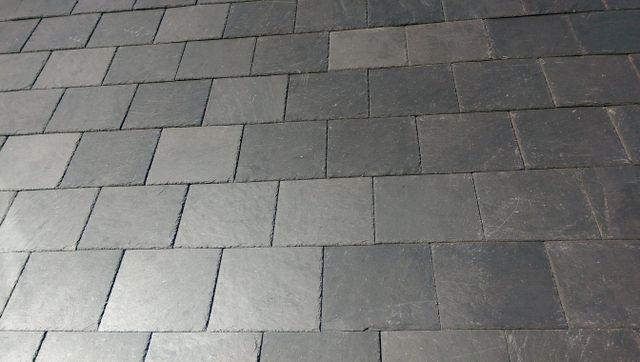 Slate roofing by experts