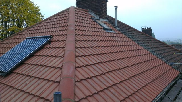 Tiling solutions by the experts at John R Murch Roofing & Building