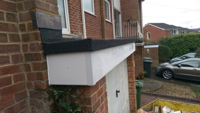 Fascia, soffit and guttering solutions
