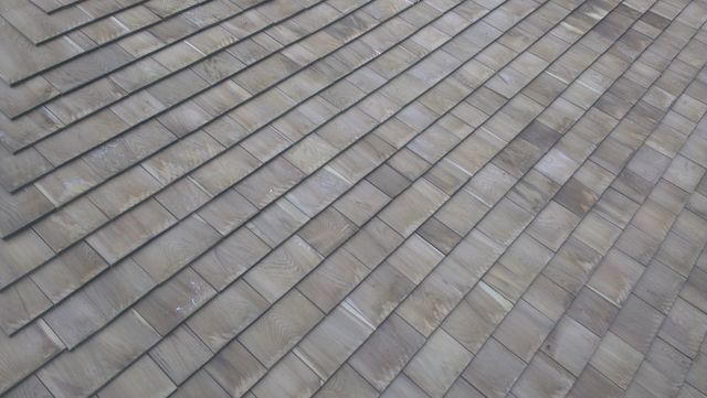 Trusted roof installation