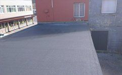 Quality flat roofs installed