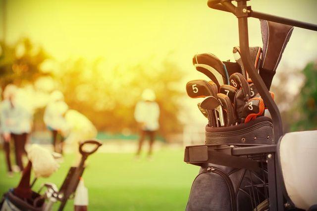 Group at Golf Course near Albany, NY