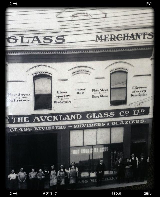 Auckland Glass