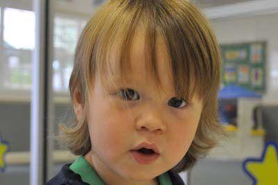 Boy in StarChild Academy's Toddler Child Daycare Program
