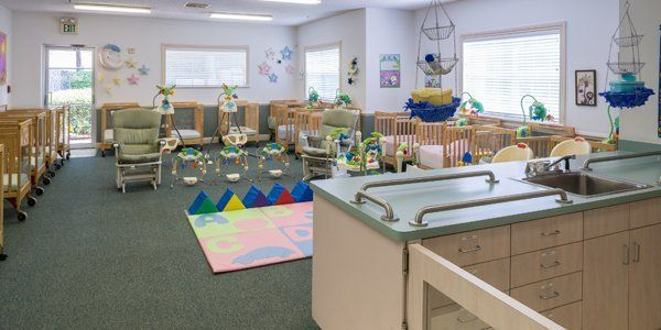 Preschool Daycare Building Serving Windermere