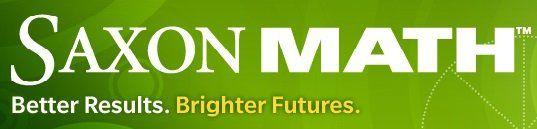 Saxon Math Curriculum Logo