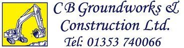 CB Groundworks & Construction Ltd logo