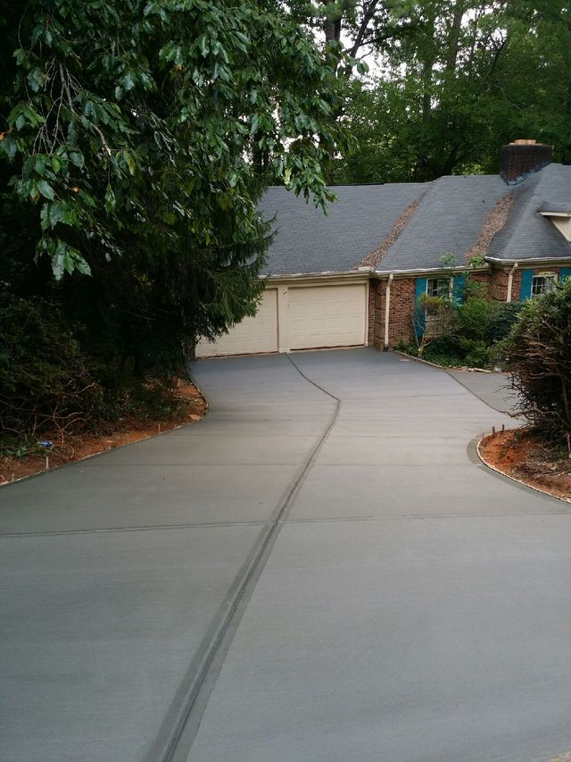Residential Concrete Contractors Raleigh Amp Chapel Hill Nc
