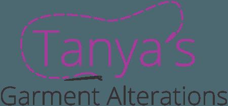 Tanya's Garment Alterations Company logo