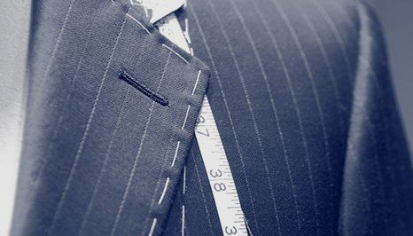 alterations for suits and jackets