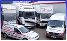 Deans removal vans